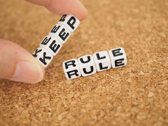 keep rule