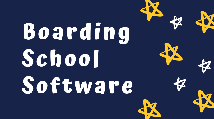 Boarding School Software