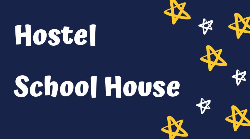 Hostel/School House/○〇○ House